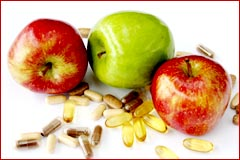 apples&vitamins